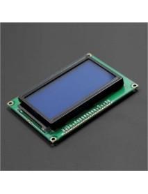 128X64 Sol Üst Mavi LCD