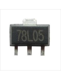 78L05 SOT89 SMD Regülatör