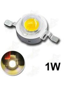1W BEYAZ POWER LED
