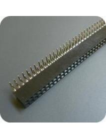2x40 90 Derece Dişi Pin Header